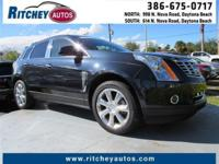 LOCALLY OWNED 2016 CADILLAC SRX PREMIUM 2WD**CLEAN CAR