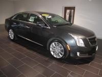 Options:  2016 Cadillac Xts Luxury|Gray|Clean Carfax.