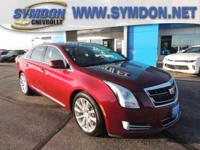 Options:  2016 Cadillac Xts Luxury|Awd Luxury 4Dr