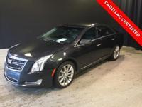 2016 Cadillac XTS Luxury in Graphite Metallic, Cadillac