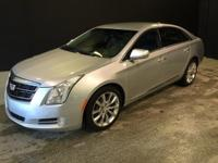 2016 Cadillac XTS Luxury in Silver. Cadillac Certified,