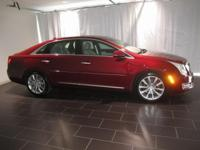 Options:  2016 Cadillac Xts Luxury|Red|Clean Carfax.