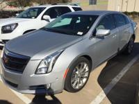 Options:  Leather Seating Surfaces|Radio: Cadillac Cue