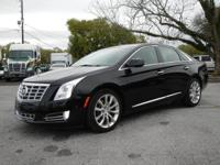 Options:  2016 Cadillac Xts Luxury Collection|Luxury