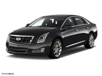 This 2016 Cadillac XTS Luxury is a great option for