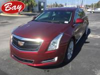 Check out this gently-used 2016 Cadillac XTS we