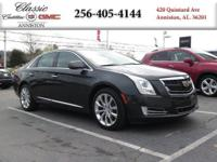 Options:  2016 Cadillac Xts Luxury Collection|Gray/|V6
