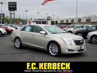 CarFax 1-Owner, LOW MILES, This 2016 Cadillac XTS