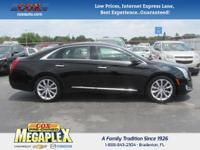 This 2016 Cadillac XTS Luxury in Black is well equipped