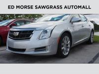 Cadillac Certified. EPA 28 MPG Hwy/18 MPG City! NAV,