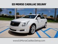 ONE OWNER   *****2016 XTS receives a (NHTSA) 5-star