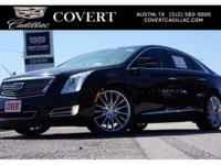 This Cadillac XTS has a strong Turbocharged Gas V6