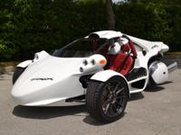2016 Campagna T-Rex 16S White/Red Interior Brand New, 0