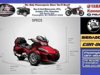 (908) 386-4148 ext.86 The Spyder RT Limited the