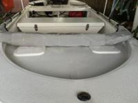 2016 Carolina skiff jv 15 new, with 2013 Yamaha 25 hp 4