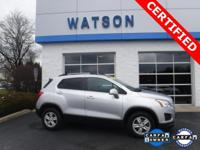 CLEAN CARFAX / 1 OWNER, GM CERTIFIED, BLUETOOTH,