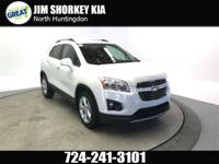 2016 Chevrolet Trax LTZ AWD New Price! Clean CARFAX.