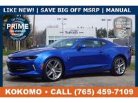 This locally owned Coupe is currently priced Below