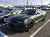 CARFAX One-Owner. Clean CARFAX. Gray 2016 Chevrolet