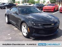 Chevrolet Camaro  Clean CARFAX. CARFAX One-Owner.