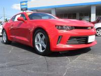 Check out this 2016 Chevrolet Camaro LT. Its Automatic