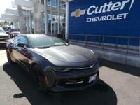Come see this 2016 Chevrolet Camaro LT. Its Automatic
