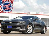 2016 Chevrolet Camaro Nightfall Gray Metallic 8-Speed