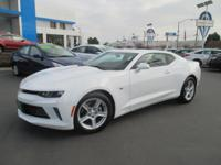 Options:  2016 Chevrolet Camaro Lt|Lt|2Dr Cpe Lt