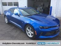 Chevrolet Camaro  Clean CARFAX.      Reviews:    *