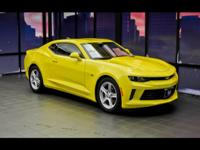 2D Coupe, 3.6L V6 DI, 8-Speed Automatic, Bright Yellow,