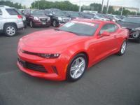 This 2016 Chevrolet Camaro LT is proudly offered by