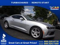 Used 2016 Chevrolet Camaro, DESIRABLE FEATURES: a
