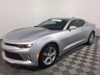 Just Reduced! Certified. This 2016 Chevrolet Camaro in