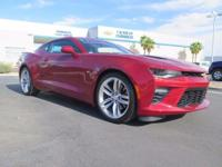 Check out this 2016 Chevrolet Camaro SS. Its Automatic