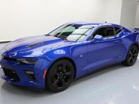 This awesome 2016 Chevrolet Camaro comes loaded with