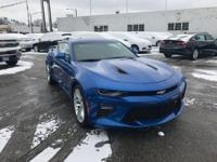 Camaro SS 2SS, 6-Speed Manual, Dual Mode Performance