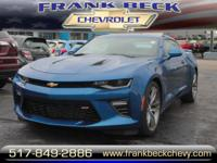 Options:  2016 Chevrolet Camaro Ss W/2Ss|Ss 2Dr Coupe