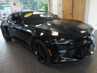 2016 Chevrolet Camaro SS 2SS Odometer is 1230 miles