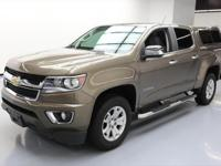 This awesome 2016 Chevrolet Colorado comes loaded with
