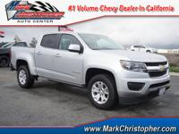 CARFAX 1-Owner, Chevrolet Certified. EPA 26 MPG Hwy/18