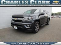 This 2016 Chevrolet Colorado LT is a real winner with