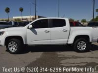 Options:  2016 Chevrolet Colorado 4Wd Crew Cab 128.3