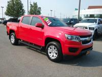 This outstanding example of a 2016 Chevrolet Colorado