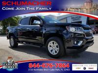 Options:  2016 Chevrolet Colorado Lt 4X4| |Dual-Stage