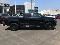 Options:  2016 Chevrolet Colorado Lt|Black|Jet Black
