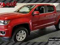 CARFAX One-Owner. Clean CARFAX. Red Hot 2016 Chevrolet