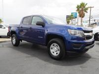 Look at this 2016 Chevrolet Colorado 2WD WT. Its