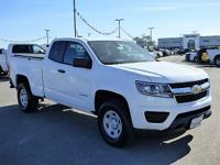 Options:  2016 Chevrolet Colorado Wt|Introducing The