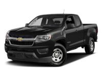 2016 Chevrolet Colorado Work Truck Recent Arrival!