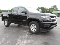 Certified. 2016 Chevrolet Colorado Work Truck RWD